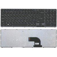 Клавиатура для ноутбука Sony Vaio SVE17 черная