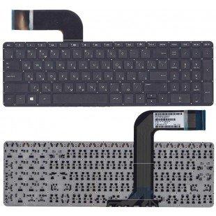Клавиатура HP Pavilion 15-n, 15-e (RU) С РАМКОЙ, черная [10110]