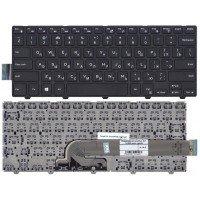 Клавиатура для ноутбука Dell 14-3000 series черная