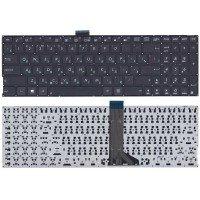 Клавиатура для ноутбука Asus X553, X553M, X553S, X553SA, A555L, F555L, K555L, R554L черная (плоский ENTER) [10228]