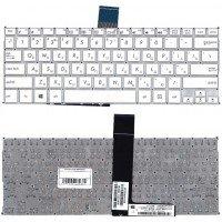 Клавиатура для ноутбука Asus f200ca f200la f200ma X200 белая