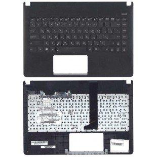 Клавиатура для ноутбука Asus X401 топ-панель черная