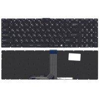 Клавиатура для ноутбука MSI GT72 GS60 GS70 GP62 GE70 GL72 GE72 черная с 7-цветной подсветкой