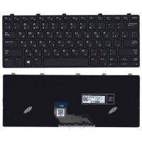 Клавиатура для ноутбука Dell Chromebook 11 3180 3189 3380 черная