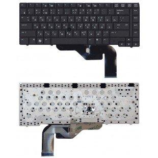 Клавиатура для ноутбука HP Probook 6440b 6445b 6450b 6455b черная с указателем