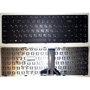 Клавиатура для ноутбука Lenovo Ideapad 300-15IBR 300-15ISK 300-17ISK 100-15IBD, черная