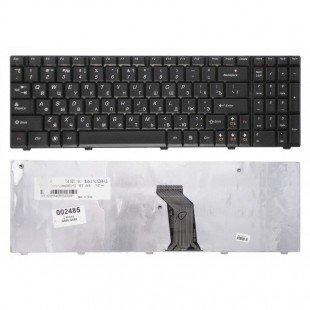 Клавиатура Lenovo G560, G565 (RU) черная [10440]