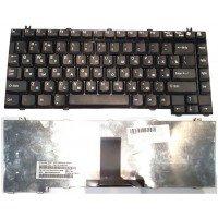 Клавиатура для ноутбука Toshiba A10, A100, M50 (RU) черная