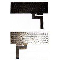 Клавиатура для ноутбука Asus G750 G750JX G750JW черная без рамки [10231]