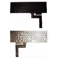 Клавиатура для ноутбука Asus G750 G750JX G750JW черная без рамки