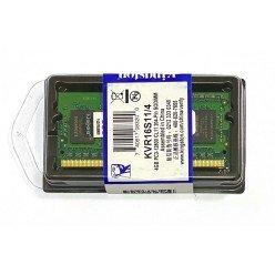 Оперативная память SODIMM 4Gb (1600Mhz) DDR3 Kingston KVR16S11/4, новая [10737]
