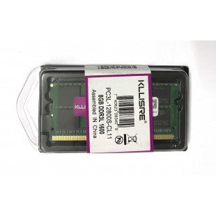 Оперативная память SODIMM 8Gb (1600Mhz) DDR3L KLLISRE, новая