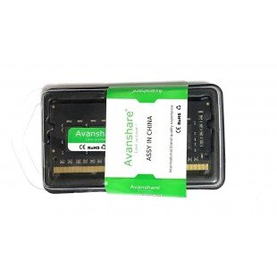 Оперативная память SODIMM 4Gb (2666Mhz) DDR4 Avanshare PC4-21300-CL19, новая