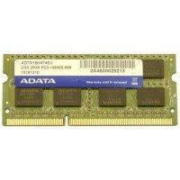 *Б/У* Оперативная память SODIMM 2Gb (1333Hz) DDR3 Adata AD73I1B1674EU 2R*8 PC3-10600S-999 [BUR0001-56], с разбора