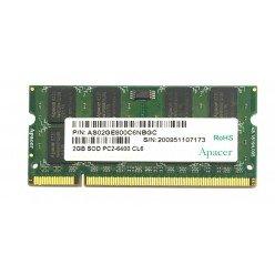 *Б/У* Оперативная память SODIMM 2Gb (800MHz) DDR2 Apacer AS02GE800C6NBGC [BUR0001-36], с разбора