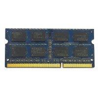 *Б/У* Оперативная память SODIMM 2Gb (1333Hz) DDR3 Elpida EBJ21UE8BDS0-DJ-F PC3-10600S-9-10-F1 [BUR0001-16], с разбора