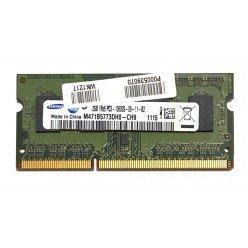 Оперативная память SODIMM 2Gb (1333MHz) DDR3 Samsung M471B5773DH0-CH9 1R*8 PC3-10600S-09-11-B2 [10275]