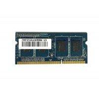 *Б/У* Оперативная память SODIMM 1GB (1333MHz) DDR3 RAMAXEL RMT1950ED48E7F-1333 PC3-10600S-999 [BUR0001-59], с разбора