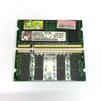 *Б/У* Оперативная память SODIMM 2Gb (667MHz) DDR2 Kingston PC2-5300S [BUR0001-77], с разбора
