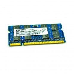 *Б/У* Оперативная память SODIMM 2Gb (800MHz) DDR2 Eplida EBE21UE8AFSA-8G-F 2R*8 PC2-6400S-666-12 [BUR0001-72], с разбора
