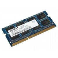 *Б/У* Оперативная память SODIMM 2Gb (1066MHz) DDR3 Elpida EBJ21UE8BDS0-AE-F PC3-8500S-7-10-F1 [BUR0001-52], с разбора