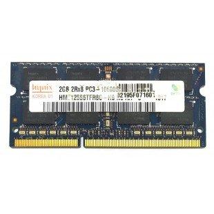 *Б/У* Оперативная память SODIMM 2Gb (1333Hz) DDR3 Hynix HMT125S6TFR8C-H9 PC3-10600, с разбора