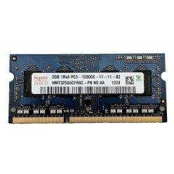*Б/У* Оперативная память SODIMM 2Gb (1600MHz) DDR3 Hynix HMT325S6CFR8C-PB 1R*8 PC3-12800S-11-11-B2 [BUR0001-65], с разбора