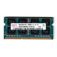 *Б/У* Оперативная память SODIMM 4Gb (1333MHz) DDR3 Hynix HMT351S6BFR8C-H9 2R*8 PC3-10600S-9-10-F2 [BUR0001-46], с разбора