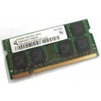 *Б/У* Оперативная память SODIMM 1Gb (667MHz) DDR2 Qimonda HYS64T128021EDL-3S-B2 [BUR0067-5], с разбора