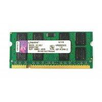 *Б/У* Оперативная память SODIMM 2Gb (800MHz) DDR2 Kingston KVR800D2S6/2G PC2-6400 [BUR0001-51], с разбора