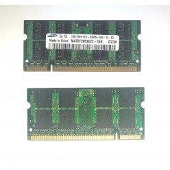*Б/У* Оперативная память SODIMM 1Gb (667MHz) DDR2 Samsung M470T2953EZ3-CE6 PC2-5300S-555-12-E3 [BUR0001-20], с разбора