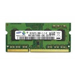 *Б/У* Оперативная память SODIMM 2Gb (1600MHz) DDR3 Samsung M471B5773EB0-CK0 1R*8 PC3-12800S-11-11-B2 [BUR0001-62], с разбора