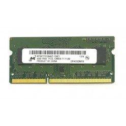 *Б/У* Оперативная память SODIMM 4Gb (1600MHz) DDR3L Micron MT8KTF51264HZ-1G6E1 1R*8 PC3L-12800S-11-11-B2 [BUR0001-19], с разбора