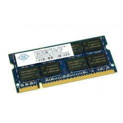*Б/У* Оперативная память SODIMM 2Gb (667MHz) DDR2 Nanya NT2GT64U8HD0BN-3C 2R*8 PC2-5300S-555-13-F1 [BUR0001-71], с разбора