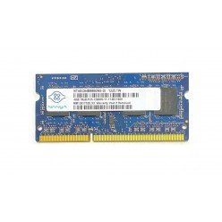 *Б/У* Оперативная память SODIMM 4Gb (1600MHz) DDR3 Nanya NT4GC64B88B0NS-DI 1Rx8 PC3-12800S-11-12-B2 [BUR0001-90], с разбора