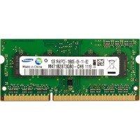*Б/У* Оперативная память SODIMM 1Gb (1333MHz) DDR3 Samsung M471B2873GB0-CH9 1R*8 PC3-10600S-09-11-B2 [BUR0055-25], с разбора