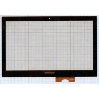 Сенсорное стекло (тачскрин) для Lenovo IdeaPad Z400 Touch MCF-140-0650 черное