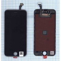 Модуль (матрица + тачскрин) в сборе для Apple iPhone 6S (JDF) черный