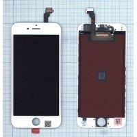 Модуль (матрица + тачскрин) в сборе для Apple iPhone 6S (JDF) белый