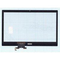 Сенсорное стекло (тачскрин) для Acer Aspire V5-472 V7-481 R14 черное