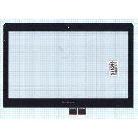 Сенсорное стекло (тачскрин) для Lenovo Flex 3 14 черное