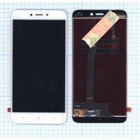Модуль (матрица + тачскрин) Xiaomi Redmi 4X белый [6386]