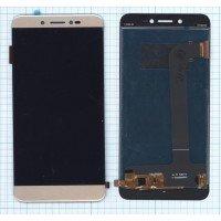 Модуль (матрица + тачскрин) Prestigio Grace Z5 PSP5530 золотой [6381]