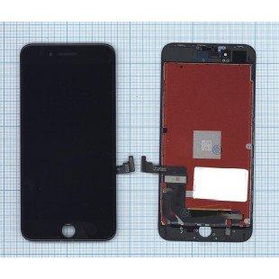 Модуль (матрица + тачскрин) в сборе для Apple iPhone 8 Plus (Tianma) черный