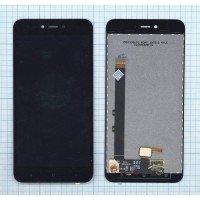 Модуль (матрица + тачскрин) Xiaomi Redmi Note 5A черный [6395]