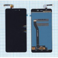 Модуль (матрица + тачскрин) Xiaomi Redmi 4 Prime / Redmi 4 Pro черный [6384]