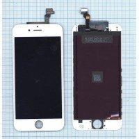 Модуль (матрица + тачскрин) в сборе для Apple iPhone 6 (Tianma) белый [6368]