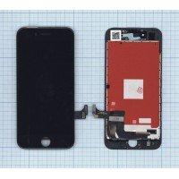 Модуль (матрица + тачскрин) в сборе для Apple iPhone 7 (Hancai) черный
