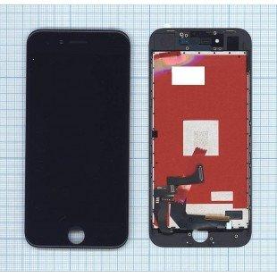 Модуль (матрица + тачскрин) в сборе для Apple iPhone 8 (Hancai) черный