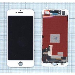 Модуль (матрица + тачскрин) в сборе для Apple iPhone 8 (Hancai) белый